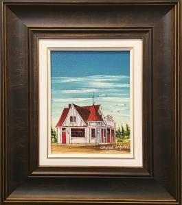 La fierté Irving au Village acadien - Conrad Légère